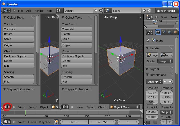 Blender Unwrapping tutorial